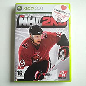 Amazon.com: NHL 2K8 (Xbox 360) by 2K Sports: Video Games