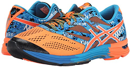 ASICS-Mens-Gel-Noosa-Tri-10-Running-ShoeHot-OrangeHot-OrangeElectric-Blue95-M-US