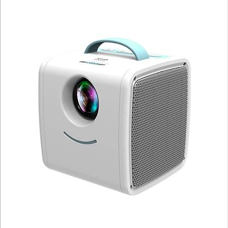 ZMM Q2 Home Mini proyector 1080P 1800 Lumen portátil LCD LED ...