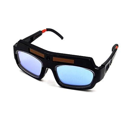 FH Gafas De Soldadura, Oscurecimiento Automático Argón Soldadura De Arco/Soldadura De Gas/