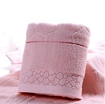 De algodón toalla, adultos Toalla, hotel Hotel Toalla Grande, Masculino y Femenino par de potencia de bebé Niños Algodón Toalla: Amazon.es: Hogar