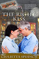 The Right Kiss (The Monday Mystery Society Book 2)