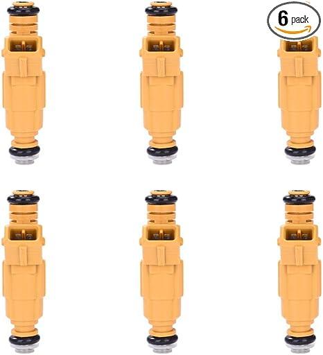 Set of 8 5.0L Thunderbird Cougar Fuel Injector Clip
