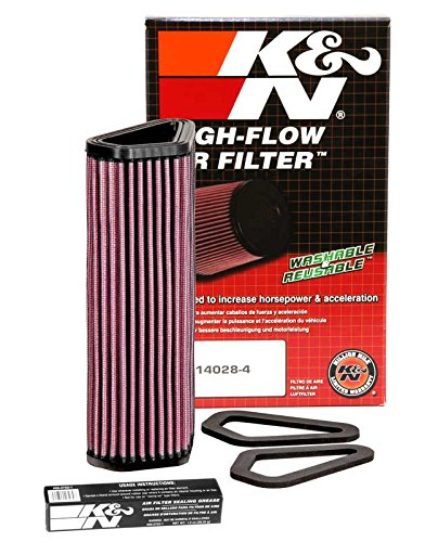 Strada Evo Air - K&N DU-1007 Ducati High Performance Replacement Air Filter