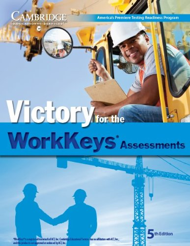 Cambridge Victory for the WorkKeys Textbook, 5th Ed