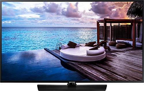 Samsung Pantalla 4K Ultra HD, Negro, 110.2 cm
