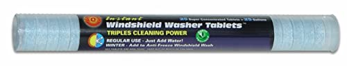 303 Products Instant Windshield Washer Tablets