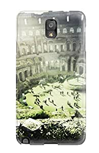 Discount 1558697K22894672 Premium Protection Assassin's Creed Brotherhood Case Cover For Galaxy Note 3- Retail Packaging