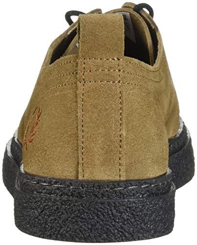 Almond Fred Linden Suede Perry Sneaker Men's wFFOgTqR