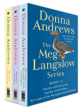 book cover of The Meg Langslow Series Books 1-3