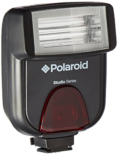 Polaroid PL-108AF Studio Series Digital Auto Focus / TTL Shoe Mount Flash For Fujifilm X-A2, X100T, X30, X-T1, S1, X-E2, X-A1, X-M1, X100S, X20 Digital Cameras