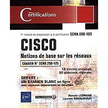 CISCO - Notions de base sur les réseaux - 1er module de préparat
