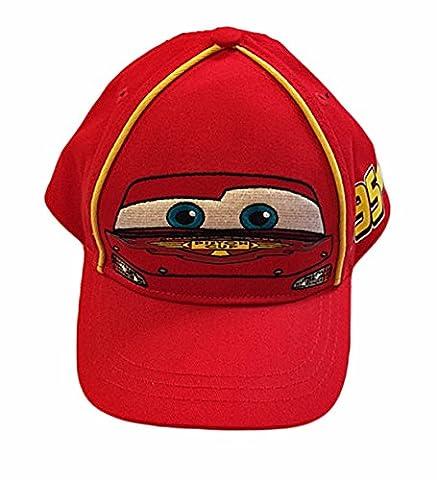 Disney Cars Lightning McQueen Little Boys Toddler Baseball Hat