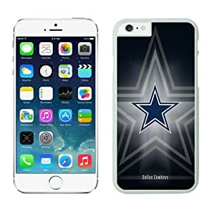 NFL&Dallas Cowboys iPhone 6 Case 34 White 4.7 inches iPhone 6 Case 4.7 inches Gift Holiday Christmas Gifts cell phone cases clear phone cases protectivefashion cell phone cases HLNKY605582395
