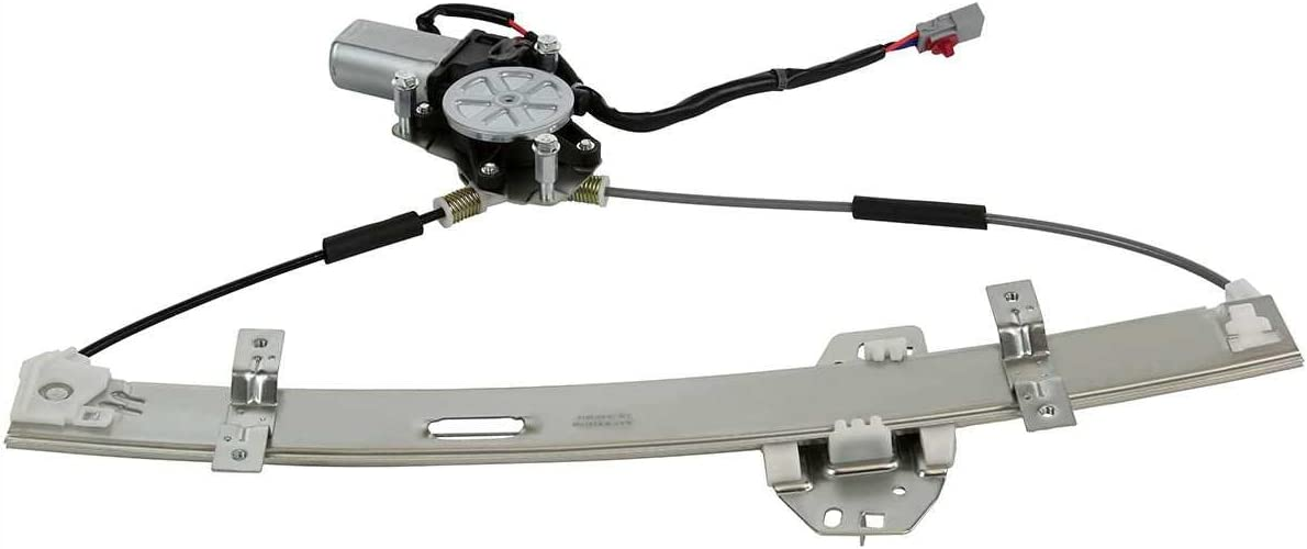 Auto Shack WR841768 Power Window Regulator With Motor