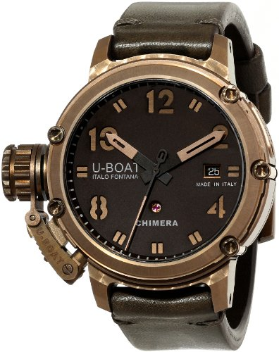 U-Boat-Mens-7236-Chimera-Bronzo-Watch