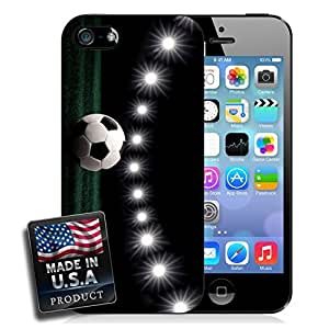 World Cup Soccer Ball Field Sports iPhone 5/5s Hard Case
