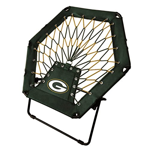 Cheap Plastic Development Group Green Bay Packers Bungee Chair