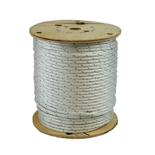 CWC 347040 3/8'' Double Braid Polyester Rope 600' by CWC