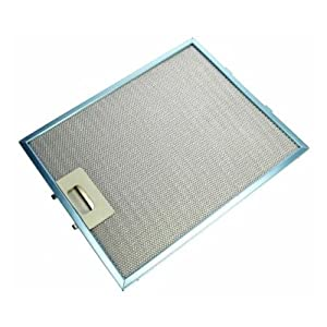 First4Spares Metal Grease Filter For Baumatic Cooker Hoods / Extractors