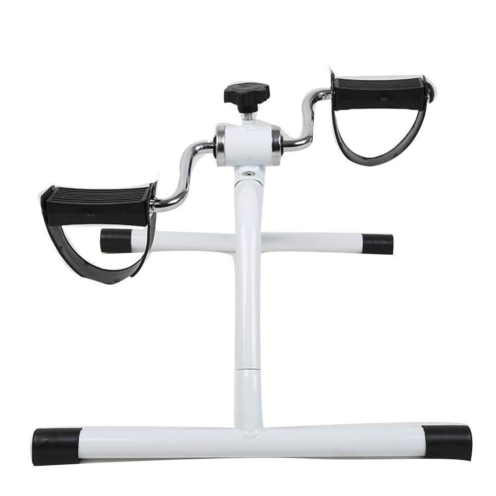 RXRENXIA Faltarm und Bein-Perial-Übung Indoor Portable Mini Übung Fahrrad Widerstand anpassbar