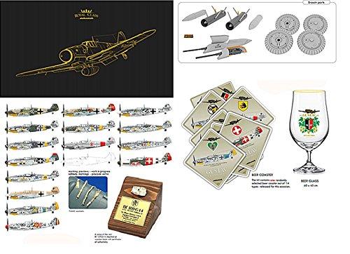 EDUR0009 1:48 Eduard Bf 109G Royal Class (2 Full Kits) [Model Building KIT]