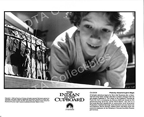 INDIAN AND THE CUPBOARD-HAL SCARDINO-LITEFOOT-B&W STILL FN