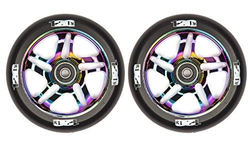 120 Spoke Wheels - 1