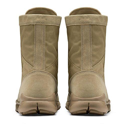 Nike Sfb 8 Lederen Phylon 688973-200 Britse Kaki Militaire Herenlaarzen Britse Khaki / Britse Kaki