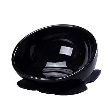 Xuejuanshop- Platos elevados Ceramic Pet Bowl, Pet Supplies ...