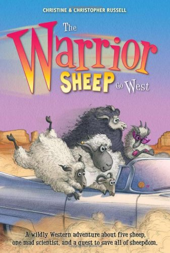The Warrior Sheep Down Under. Christopher and Christine Russell