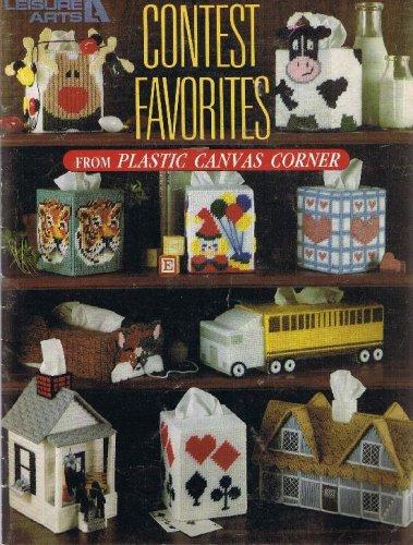 Contest Favorites from Plastic Canvas Corner (Leisure Arts (Plastic Canvas Corner)