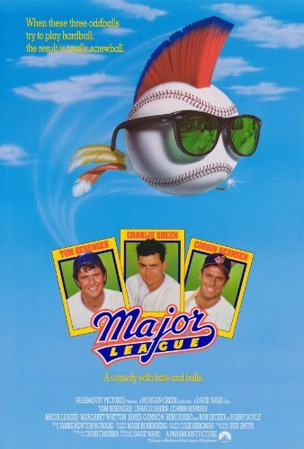 Major League POSTER Movie (27 x 40 Inches - 69cm x 102cm) (1989)