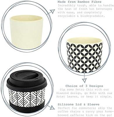 Rink Drink Taza térmica Reutilizable - con Tapa y Banda para los ...