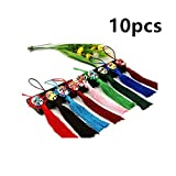 leixson Chinese knot Peking Opera small hang act the role of Chinese wind characteristics gifts, children's teaching materials (10pcs)
