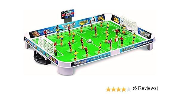 Villa Giocattoli – Futbolín Stadium Power Soccer Pro, Fútbol ...