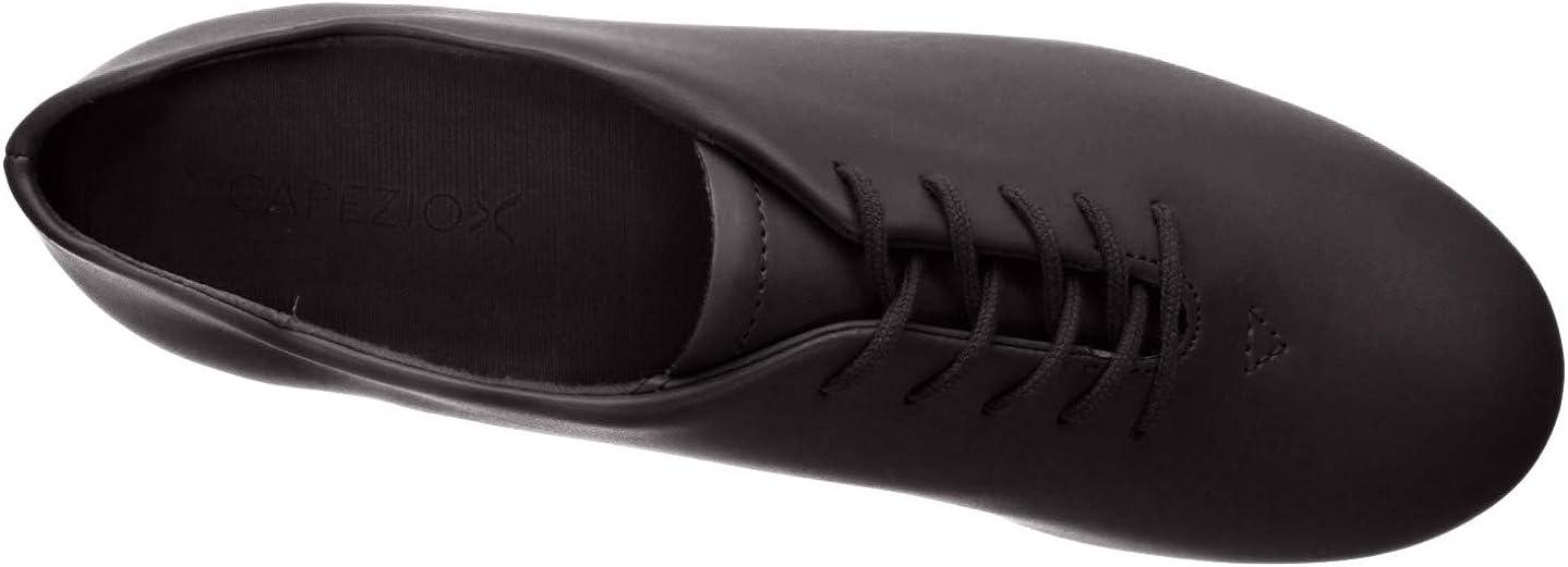 Capezio 341 Adult Size 5.5M White Jazz Shoe