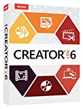 Roxio Creator NXT 6 Complete CD/DVD Burning and Creativity Suite for PC