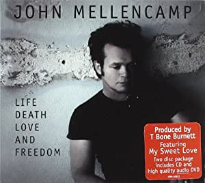 Life, Death, Love And Freedom [CD + Audio DVD]
