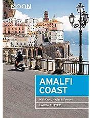 Moon Amalfi Coast: With Capri, Naples & Pompeii