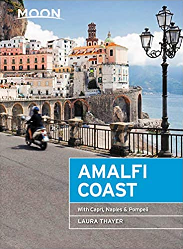 5422defe5 Moon Amalfi Coast: With Capri, Naples & Pompeii (Travel Guide) Paperback –  May 28, 2019