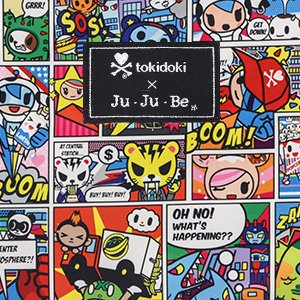 Ju - Ju - Be Tokidoki Collection Be Prepared - Super Toki by Ju-Ju