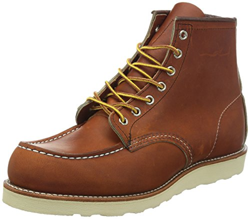 """Red Wing Shoes Men's 6"""" Classic Moc Boot,Oro"""