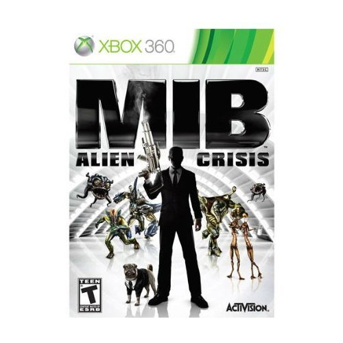 MEN IN BLACK:ALIEN CRISIS (Men In Black Alien Crisis)