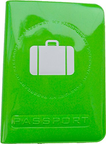Patent Leather Passport Cover - 7