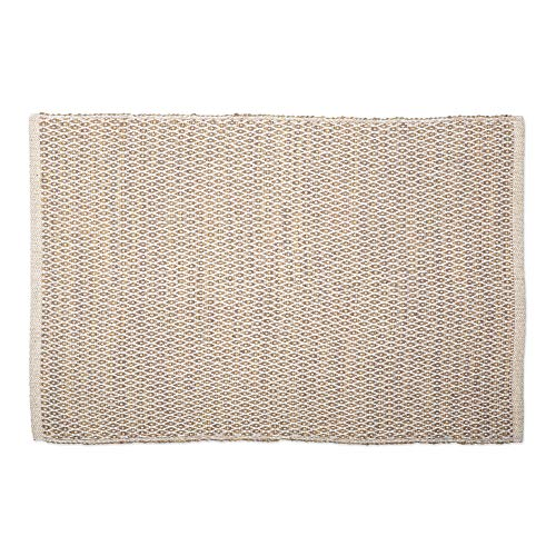 DII CAMZ11087 Contemporary Reversible Machine Washable Recycled Yarn Area Rug for Bedroom, Living Room, and Kitchen, 2 x 3