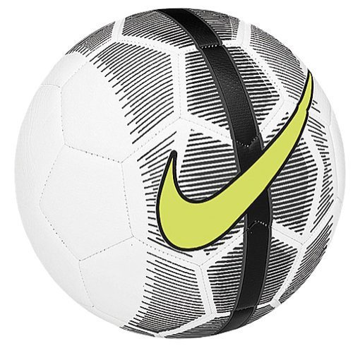 Nike Mercurial Veer Soccer – Ball (White/Black)