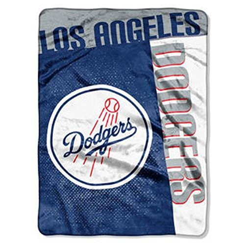 s Dodgers Royal Plush Twin Blanket 60