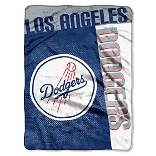 Los Angeles Blanket - Los Angeles Dodgers Oversize Plush Blanket