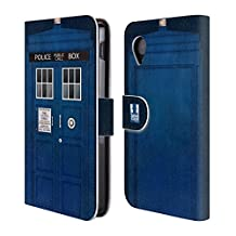 Head Case Designs Police Box I Love London Leather Book Wallet Case Cover For LG G4 / H815 / H810
